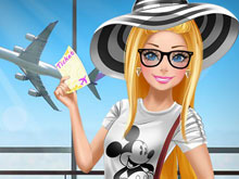 Barbie Travelling Expert