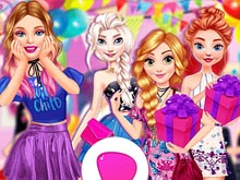 Barbie's Surprise Birthday Party