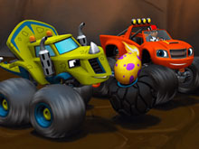 Blaze and the Monster Machines Differences
