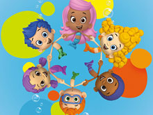 Bubble Guppies Find Objects