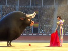 Ferdinand on the Bullfight