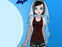 Hotel Transylvania Mavis Dress up