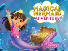 Magical Mermaid Adventure