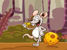 Mouse Cheese Run