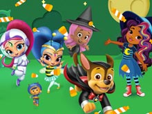 Nick jr. Halloween: Tricks and Treats