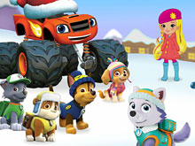NickJr Happy Holidays Resort