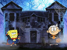 Nikelodeon Haunted House Builder