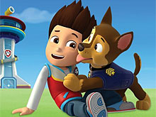 PAW Patrol Ryder and Chase