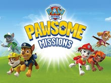 PAW Patrol Pawome Missions