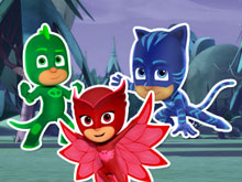 PJ Masks Coloring