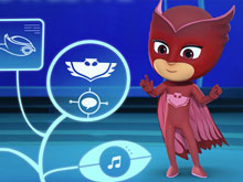 PJ Masks Sound Board