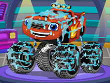 Repair Blaze Monster Truck