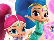 Shimmer and Shine Genie-rific Creations