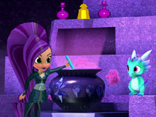 Shimmer and Shine Zeta's Potion Power
