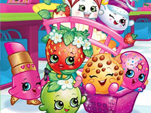 Shopkins Find Seven Difference