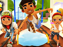 Subway Surfers World Tour Greece