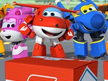 Super Wings: Le bon choix