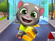 Talking Tom Gold Run Online