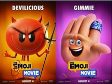 The Emoji Movie Tile Swap