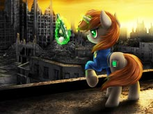 The Fallout Equestria Remains