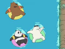 We Bare Bears: Beary Rapids