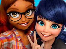 Who's your friend from the world of LadyBug?