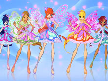 Winx Find Objects