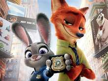 Zootopia Find Differences